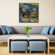 Ready2HangArt 'Abstract ABS VII' Canvas Wall Art