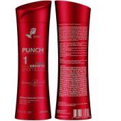 Healthy Hair. Increased Hair Follicle Size Equals THICKER HAIR.- PUNCH Skin Care® Organic Rapid Growth Shampoo - Best Shampoo, Hair Shampoo, Natural Shampoo, Organic Shampoo, Shampoo for hair loss, Shampoo for thinning hair