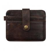 Mens Wallet, Towallmark(TM) Men Slim Mini Wallet Purse Bag Pouch