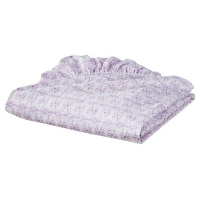 Lambs & Ivy Little Jewel Fitted Crib Sheet