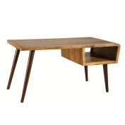Orbit Wood Desk