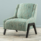 Christopher Knight Home Ziggy Fabric Occasional Chair