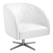 Sunpan '5West' Boulevard Swivel Armchair
