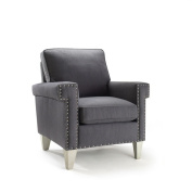Fitch Slate Accent Chair