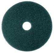 3m Blue Cleaner Pad, 43cm , 5/Case
