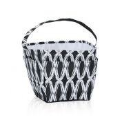 Thirty-One Creative Caddy in Black Links - No Monogram - 6105