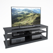CorLiving Santa Lana TV Stand, for TVs up to 180cm
