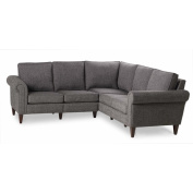 Avery Two Corner Steel Two-sectional Sofa