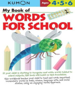 My Book of Words for School