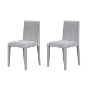 Argo Furniture Timber Upholstered Dining Chair