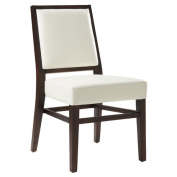 Sunpan '5West' Citizen Bonded Leather Dining Chair
