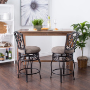 Chase 60cm Swivel Counter Stools