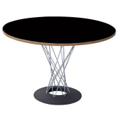 Wire 110cm Dining Table