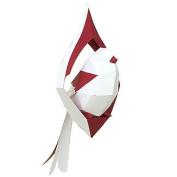 Sprout GARDEN Parrotbill Linen Paper Crafts Kits, Pure ROSE