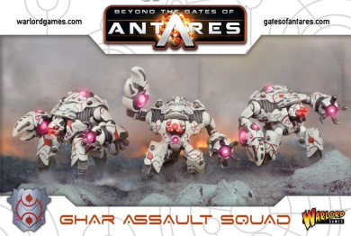 Beyond The Gates Of Antares, Ghar Assault Squad
