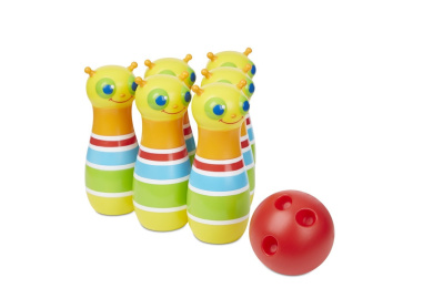 Sunny Patch Giddy Buggy Bowling Set