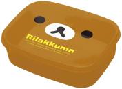 San-X Rilakkuma, Korilakkum, Kiiroitori Face Lunch Box Nested Type Bento Box