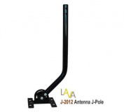 LAVA J-2012 Universal J-pole with Mounting Hardware Outdoor J-pole