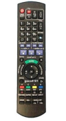 New Generic Replacement Remote Control Fit for N2QAYB000757 for Panasonic DMR-PWT520 DMR-PWT520GL DMR-PWT530 DMR-PWT530GL