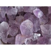 Black Tourmaline Tumble Stone (20-25mm) - Single Stone