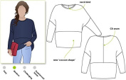 Style Arc Sewing Pattern - Sunny Knit Top (Sizes 04-16) - Click for Other Sizes Available