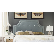 Safavieh Tallulah Sky Blue/ White Headboard