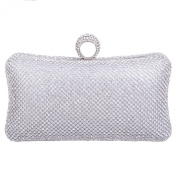 Fawziya® Bling Ring Clutch Purse Women Rhinestone Clutch Evening Bag