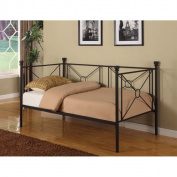 X-Design Steel Trundle Day Bed