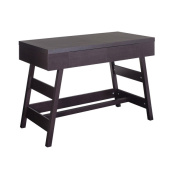 CorLiving Folio Two-drawer Sawhorse Leg Desk