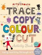 Trace, Copy, Colour and Cut