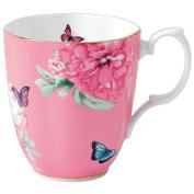 Royal Albert Friendship Vintage Mug Designed by Miranda Kerr, 400ml, Pink by Royal Albert