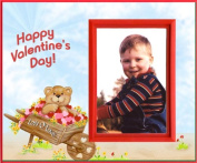 Happy Valentine's Day - Lots O' Love - Picture Frame Gift