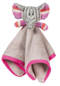 Emme the Elephant Pink and Grey Cuddle Buddy