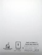 Kopykake FS0811-T Quarter Frosting Sheets