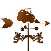 Handmade Skid Steer Loader Weathervane