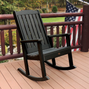 Highwood Marine-grade Synthetic Wood Lehigh Rocking Chair