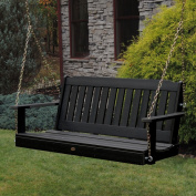 HighWood Marine-grade Synthetic Wood 1.2m Lehigh Porch Swing