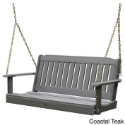 HighWood Marine-grade Synthetic Wood 1.5m Lehigh Porch Swing