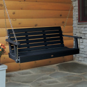 HighWood Marine-grade synthtetic Wood 1.2m Weatherly Porch Swing