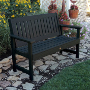Highwood Marine-grade Synthetic Wood 1.2m Lehigh Bench