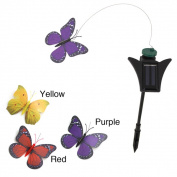 Solar Powered Flickering Monarch Butterfly