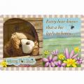 Honey Pot Bear Placemat