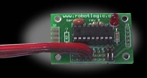 IMX-1 Invertible RC Tank Mixer