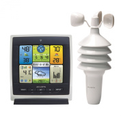 AcuRite 01301CCDI Pro 3-in-1 Colour Weather Station with Wind Speed