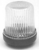 HELLA 759,620m2492 Series' White 12V DC Surface Mount All-Round Anchor Light with Black Surface Mount Housing
