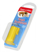 Hatchwell Puppy and Kitten Finger Toothbrush