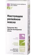 10104 Natural burdock oil agains hair loss 100ml Elfa Pharm