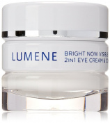 Lumene Bright Now Visible Repair 2 in 1 Eye Cream and Concealer, 0.57 Fluid Ounce by Lumene Oy