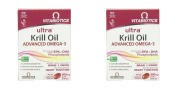 (2 PACK) - Vitabiotics Ultra Krill Oil Capsules | 30s | 2 PACK - SUPER SAVER - SAVE MONEY