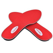 Orthotics for Flat Feet by Samurai Insoles®- Fight back against Plantar Fasciitis, Heel Pain, and Pronation. Simply Inse